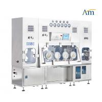 Buy cheap HSI Hard-cabinet Sterile Isolator Compounding Aseptic Containment Isolator, Turbulent Air Pattern RABS RAB from wholesalers