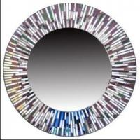 Buy cheap 2013 hot selling fashion round mosaic wall mirror product
