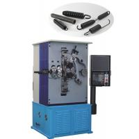 Buy cheap Advanced CNC Wire Forming Machine , Multifunctional Automatic Spring Machine from wholesalers