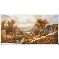 Buy cheap Perfect landscape paintings with great price / Handmade oil painting makers(Item no: YH0017L) from wholesalers