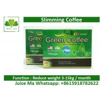 Buy cheap Natural Herbal Slimming Tea Health Green Coffee Bean Extract For Control Appetite from wholesalers