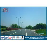 Buy cheap 15m Lamp Steel Light Poles with High Pressure Sodium for Car Parking Lot from wholesalers