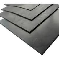 Buy cheap Cheap high temperature clear thin transparent silicone rubber sheet for sale/thin black rubber sheet from wholesalers