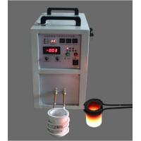 Buy cheap 1 KG 2 KG High Frequency Gold Melting Furnace from wholesalers