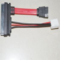 Buy cheap Laptop 4PIN/7PIN/22PIN Red SATA Cable To 4PIN XHP Wiring Harness from wholesalers