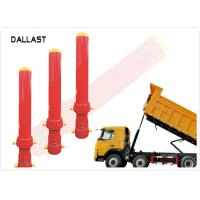 Buy cheap Agricultural Farm Hydraulic Lift Cylinder Single Acting Long Stroke Chrome from wholesalers