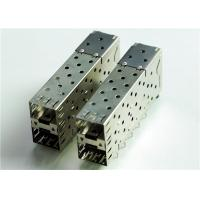 Buy cheap 76090-5001 CONN CAGE SFP+ 2X1 W/LIGHT PIPE 	THT, R/A, Board Guide, EMI Shielded from wholesalers