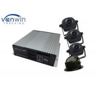Buy cheap AVI Format HD Mobile DVR Dual SD Cards Slots With Battery Recharged Function from wholesalers