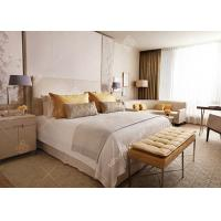 Buy cheap European Style 5 Star Hotel Bedroom Furniture Sets Eco -  Friendly Customized from wholesalers