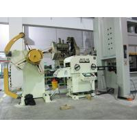 Buy cheap Metal Coil Processing 3 In 1 Feeder Stamping Peripheral Equipment Low Noise from wholesalers