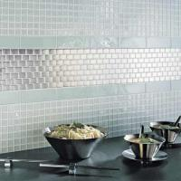 Buy cheap high quality white&red luxury stainless steel tiles product