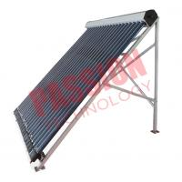 Buy cheap Heat Pipe Solar Power Collector , Solar Water Collector For Shower 24 Tubes from wholesalers