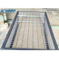 Buy cheap 50x50mm Square Welded Mesh Gabion Weather Proof For Site Construction from wholesalers