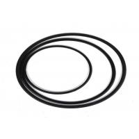 Buy cheap Black D Ring Seal , PU / NBR Corrosion Resistance Breaker Backup O Ring from wholesalers