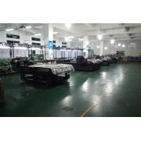 Buy cheap Plexiglas / Glass / Ceiling  UV Flatbed Printing Machine Curve and Density Adjustment from wholesalers
