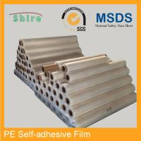 Buy cheap Commercial Door Protector Film , Clear Protective Film Tape For Building Material Surface from wholesalers