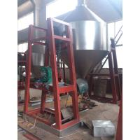 Buy cheap Double Cone Rotary Agitated Vacuum Dryer Machine For Food / Inorganic Salt from wholesalers