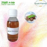 Buy cheap Xi'an Taima Concentrate Minty Chocolate Flavour Eliquid Flavor Concentrates from wholesalers
