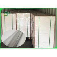 Buy cheap 45GSM - 48.8GSM Newsprint Paper / Dustless Paper For Filling Shoe And Bag In Sheets from wholesalers