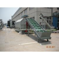 Buy cheap 100 - 300 KW PET Bottle Recycling Plant Plastic Baler Machine With Label Removing from wholesalers