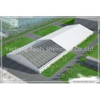 Buy cheap Semi-Permanent Warehouse Industrial Fabric Buildings Professional Strong Marquee from wholesalers