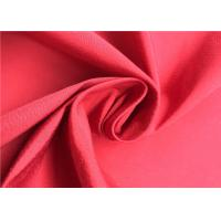 Buy cheap Water Repellent 75% P 25% C Breathable Outdoor Fabric Easy - Care For Ladies Suit from wholesalers