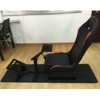 Buy cheap Foldable Sport Racing Seats / Gaming Racing Seat Play Station For Video Games from wholesalers