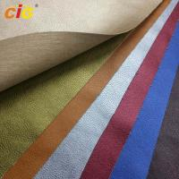 Buy cheap Waterproof Knitted Synthetic Leather Material For Bag Leather / Shoes from wholesalers