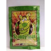 Buy cheap Custom plastic herbal incense bags platinum xxx herbal incense potpourri bags scooby snax potpourri zipper bags from wholesalers