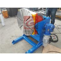 Buy cheap HB Self - Adjustable Welding Rotators Positioners FOR Pipe , Tank , Pressure Vessel from wholesalers