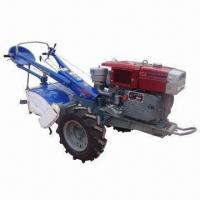 Buy cheap Two Wheels Tractor with 15hp/2,000rpm Engine, Four Stroke, Water-cooled Diesel Powered from wholesalers