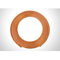 Buy cheap Seamless Copper Refrigeration Tubing 3/8 Soft Annealed Copper Tubing from wholesalers