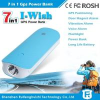 Buy cheap China long battery life magnetic GPS tracker power bank manufacturer with free online soft from wholesalers