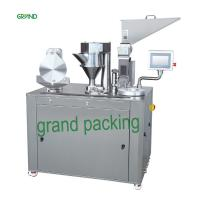 Buy cheap Skin Care Products Small Hand Semi Automatic Capsule Filling Machine Of Stainless Steel product