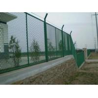 Buy cheap Boundary Wall wire fencing mesh For Leisure Sports Field / School Chain Link Fence from wholesalers