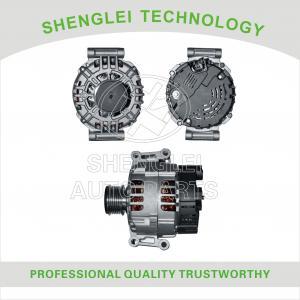 Buy cheap 06B903016AB Audi Car Alternator SG14B022 0124515059 06B903016AE 0986044910 12V 140A product