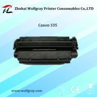 Buy cheap Compatible for Canon S35 toner cartridge from wholesalers
