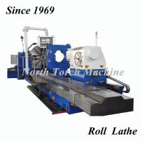 Buy cheap Metal Horizontal Cnc Lathe Machine High Speed 4 Guide Rails High Stability from wholesalers