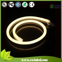 Buy cheap LED high quality Neon flex 220V SMD2835 Colorful IP68 Waterproof rope string lamp + EU Power plug from wholesalers