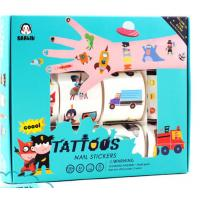 Buy cheap Non - Toxin Eco Friendly Small Baby Playing Toys Temporary Tattoos For Kids from wholesalers