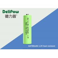 Buy cheap 700 Nimh Rechargeable Aa Batteries For Europe Fridge / Electric Appliance from wholesalers