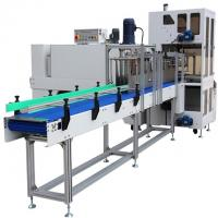 Buy cheap Easy operation fully-auto sleeve sealer & shrink tunnel packing machine from wholesalers