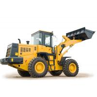 Buy cheap Engineering & Construction Machinery/Earth-moving Machinery Wheel loader from wholesalers