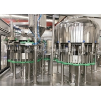 Buy cheap Pulp Juice 500ml Fully Automatic Bottle Filling Machine product