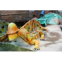 Buy cheap Leisure Place Fiberglass Reinforced Plastic Custom Dinosaur Chair For Show from wholesalers