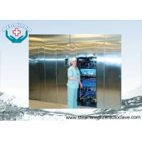 Buy cheap CSSD Pit Mount Double Door Autoclaves With Horizontal Sliding Door from wholesalers