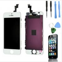 Buy cheap Replacement LCD Touch Screen Digitizer Glass Assembly OEM for iPhone 5s White from wholesalers