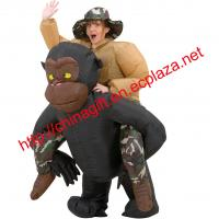 Buy cheap The King Kong Inflatable costumes from wholesalers