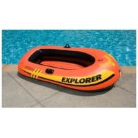 Buy cheap Summer Days Rigid Inflatable Ferry Barge Rubber Dinghy With Friends from wholesalers