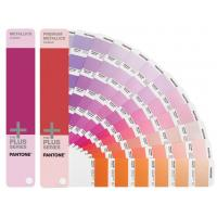 Buy cheap 2015 Edition PANTONE Metallics Color Card product